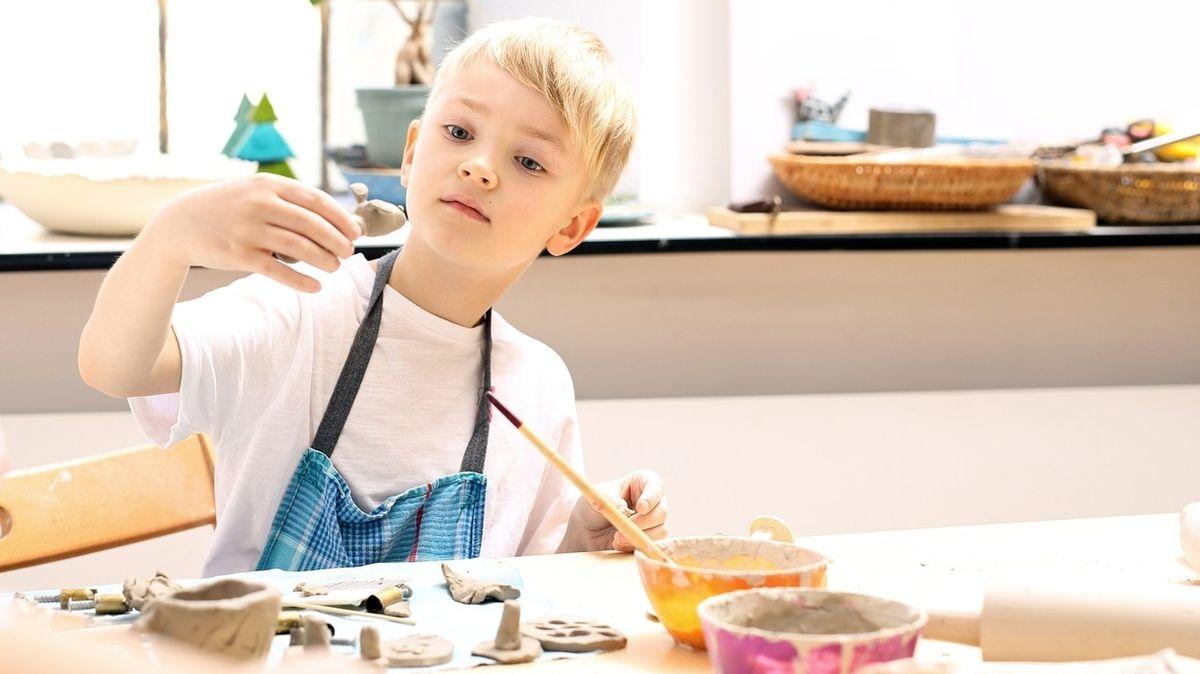 Kam o víkendu s dětmi: Zkuste si práci archeologa nebo ruční práce