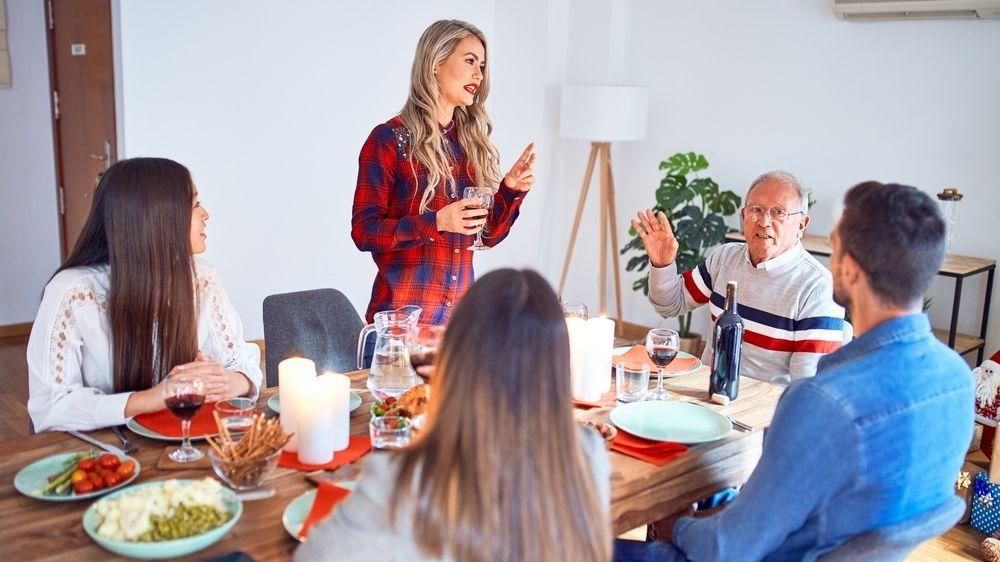 Sedm nejčastějších důvodů vánočních hádek a jak jim předejít