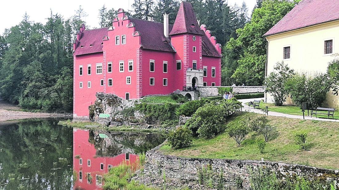 Jižní Čechy lákají turisty na lásku