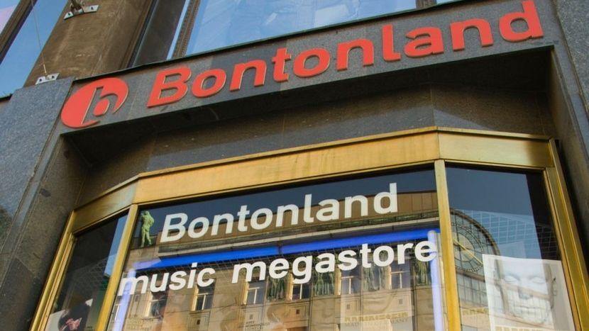Prodejce hudby Bontonland končí, zahájil likvidaci