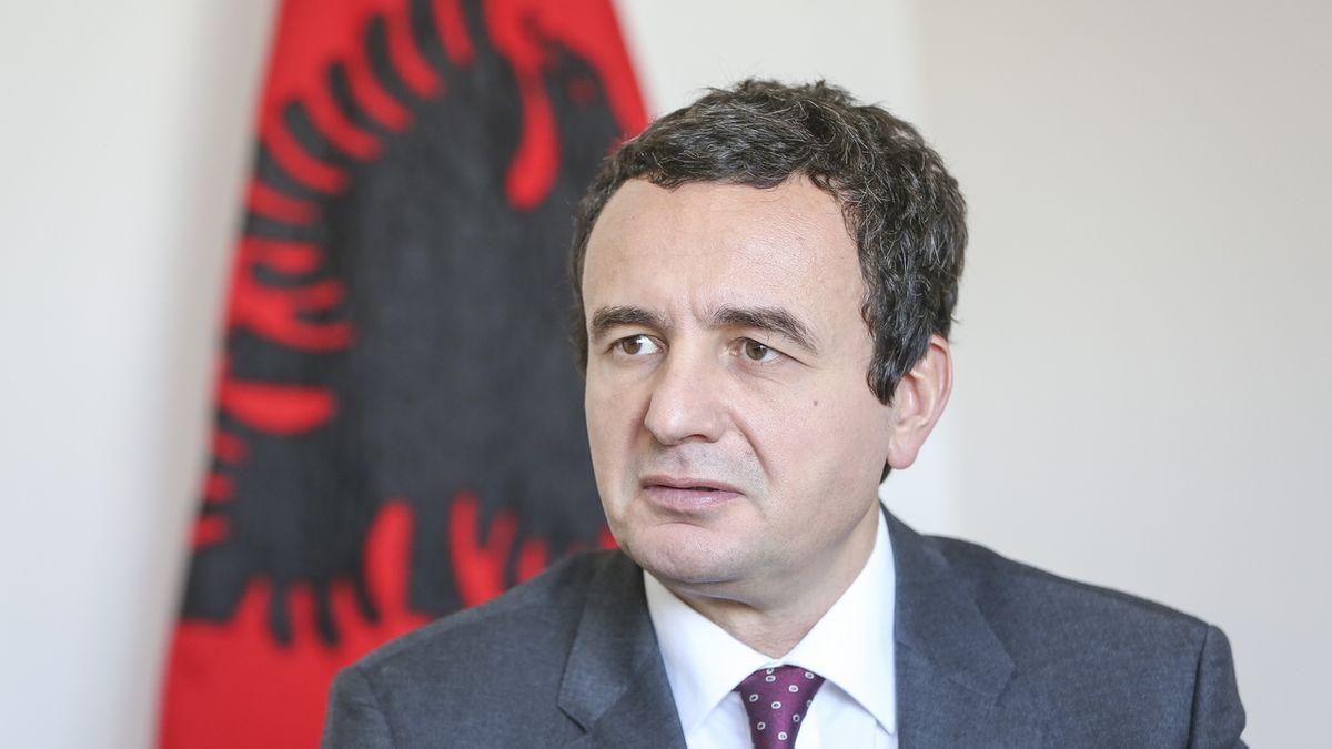 Vítěz voleb v Kosovu sní o sjednocení s Albánií
