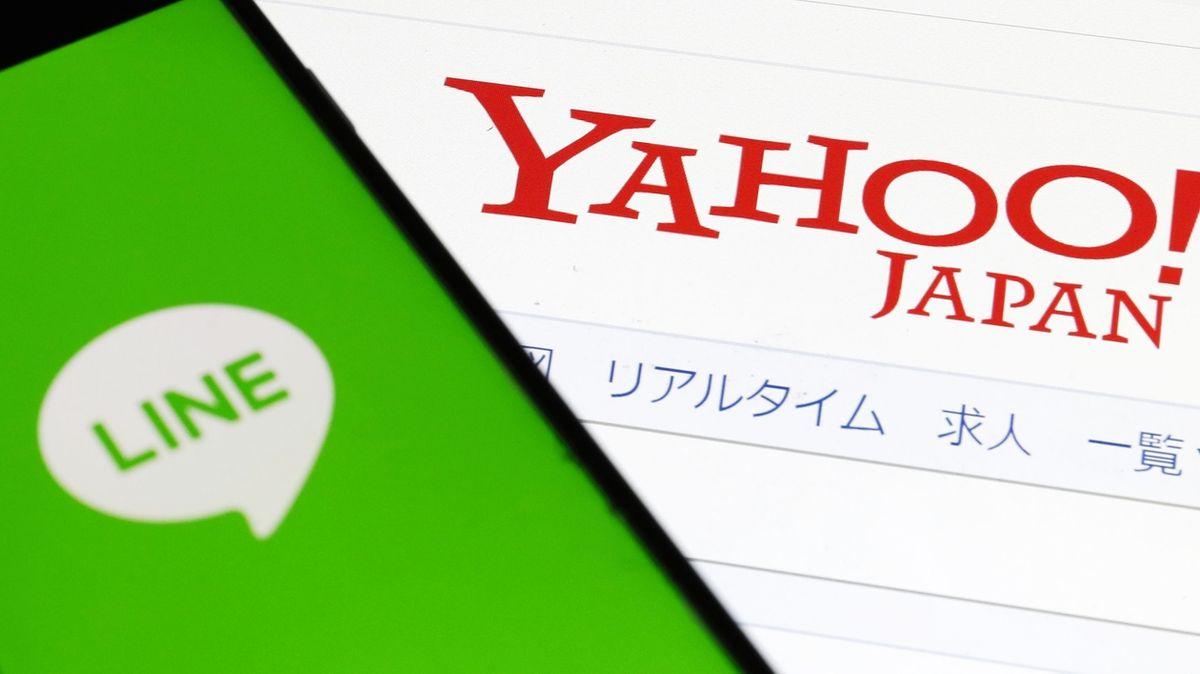 Vznikne obří internetový gigant, Line se spojí s Yahoo Japan