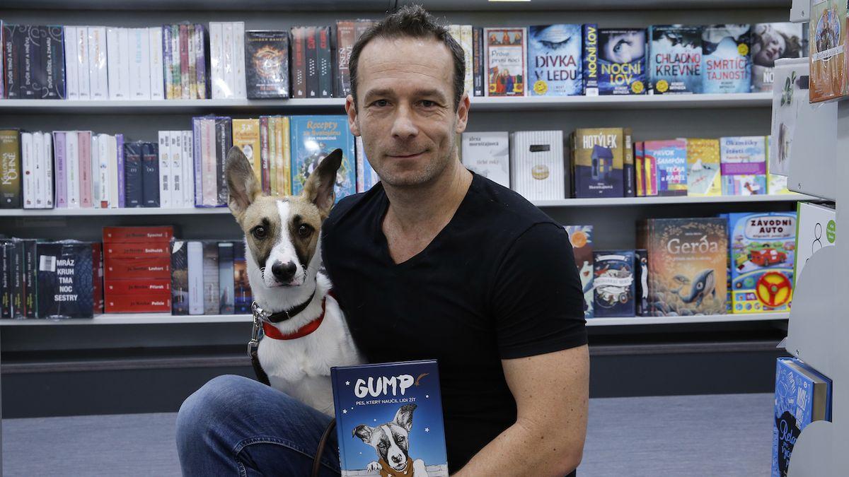 Spisovatel Filip Rožek: Pes miluje člověka víc než sebe