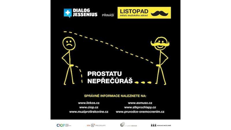 Prostatu nepřečůráš! Důležité jsou správné informace, říkají organizace bojující proti rakovině