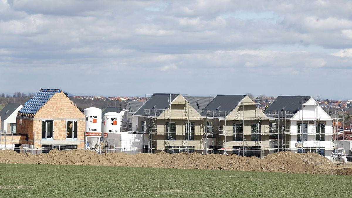 České nemovitosti zdražují dvakrát rychleji, než je průměr EU
