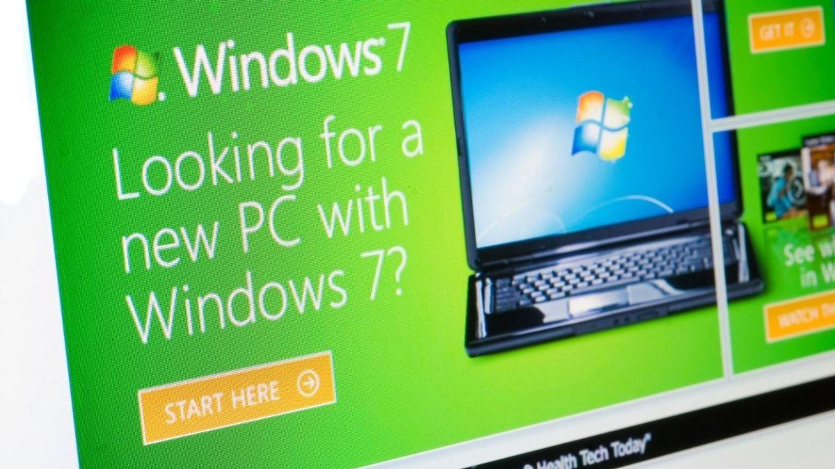 Konec Windows 7 je tady