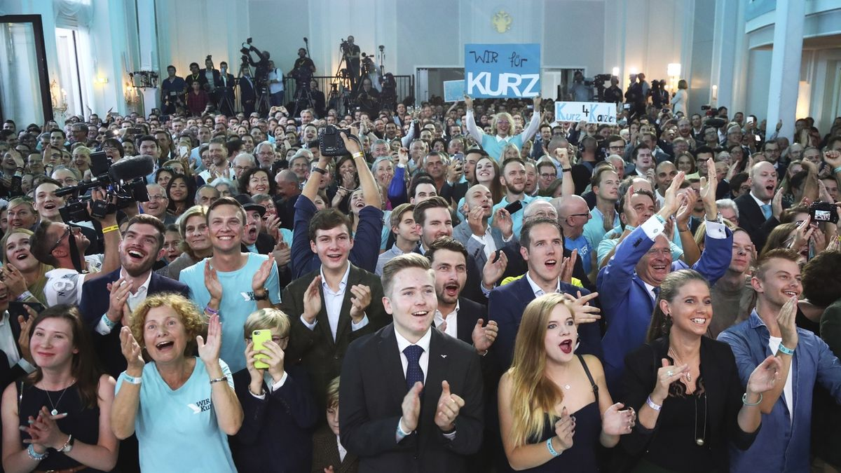 Volby v Rakousku drtivě vyhráli lidovci