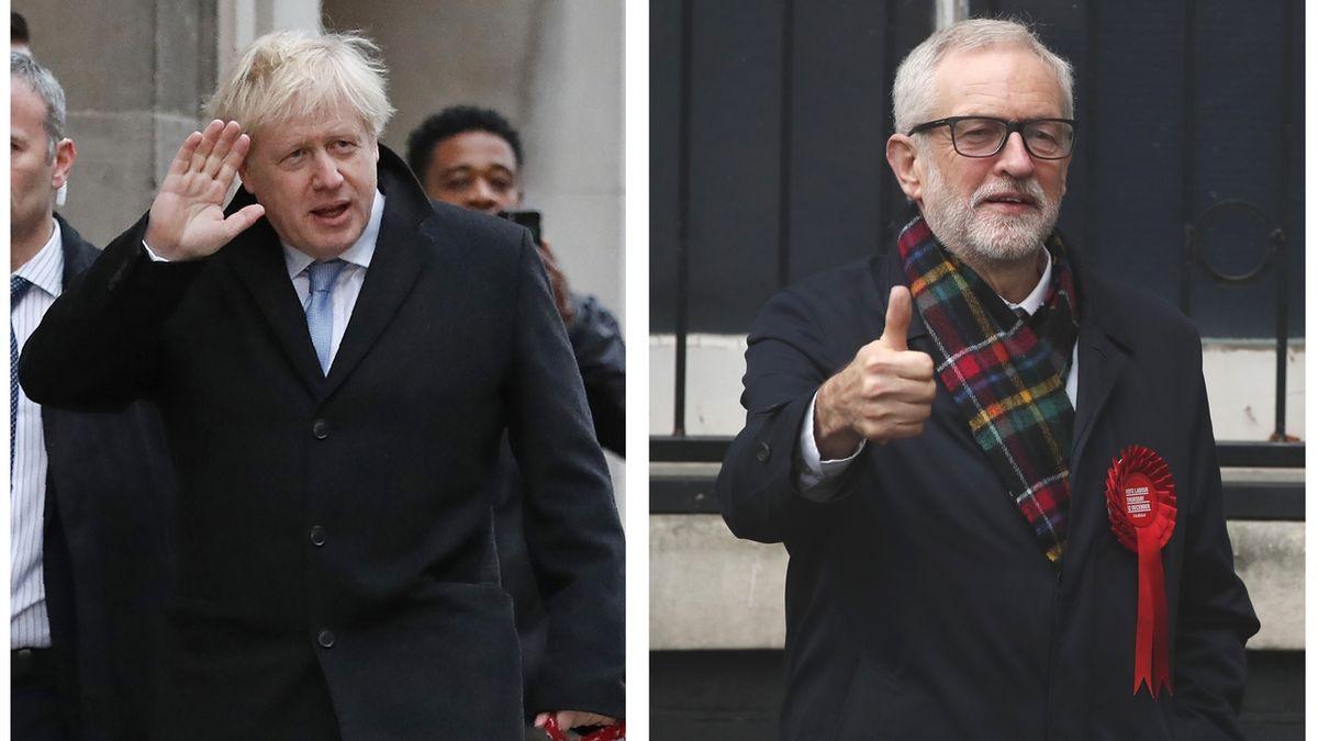 Paradox voleb: Corbyn získal více hlasů než kdysi vítězný Blair