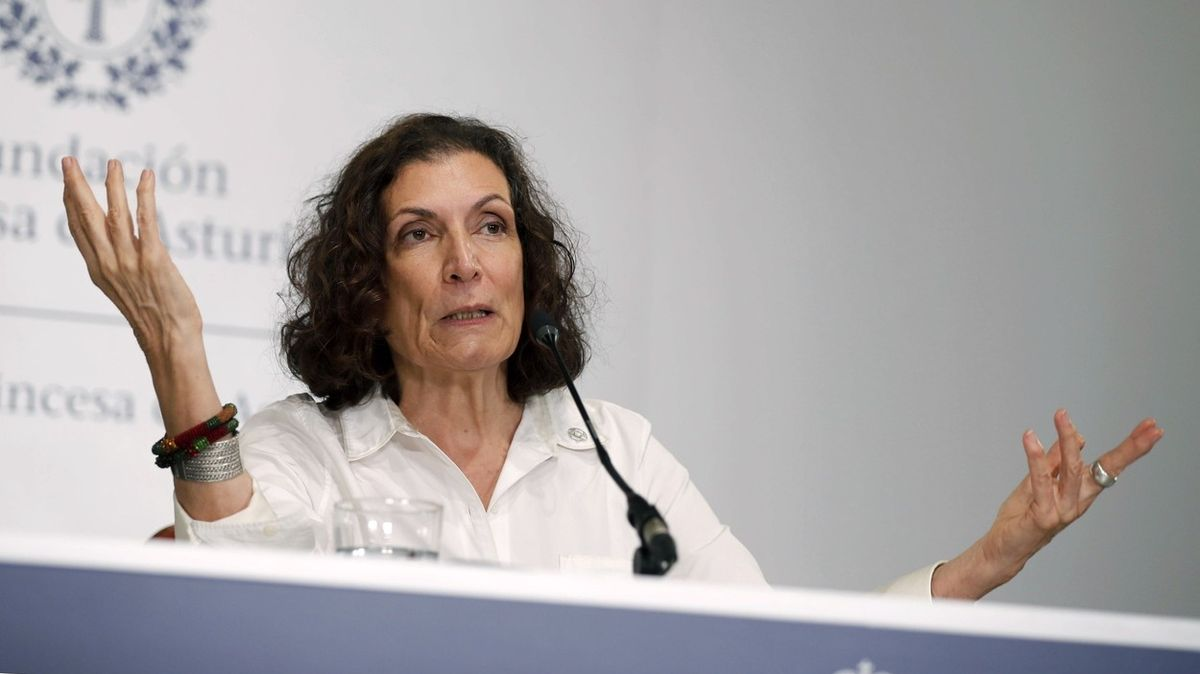 Kulturu násilí jen tak nezměníte, říká mexická novinářka a spisovatelka Alma Guillermoprietová