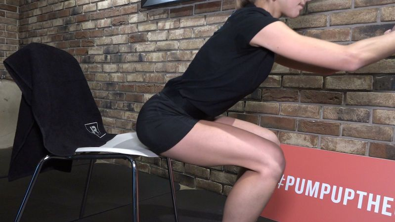 Povánoční hubnutí: Několik tipů na jednoduché a efektivní cviky na nohy