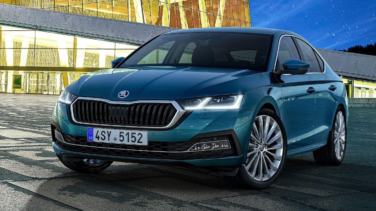 Škoda začíná prodávat novou Octavii liftback, na nejlevnější verzi si ale počkáme