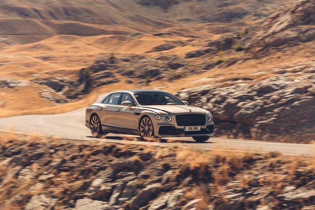 Bentley Flying Spur Blackline Specification