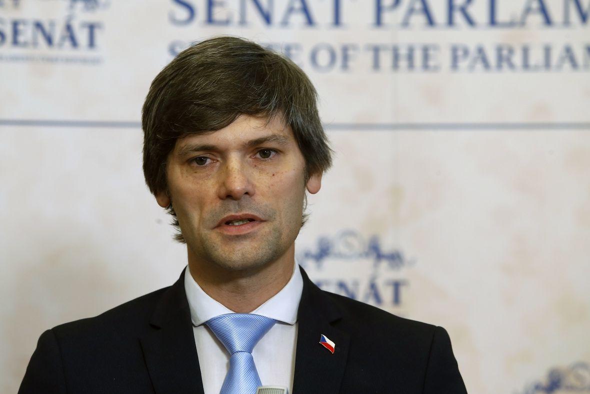 Senátor Marek Hilšer