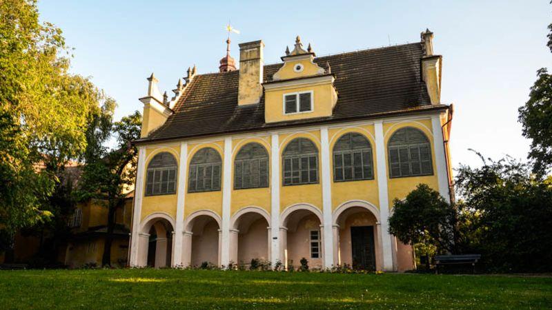 Opočenský zámek zve na mimořádné prohlídky běžně nepřístupných míst