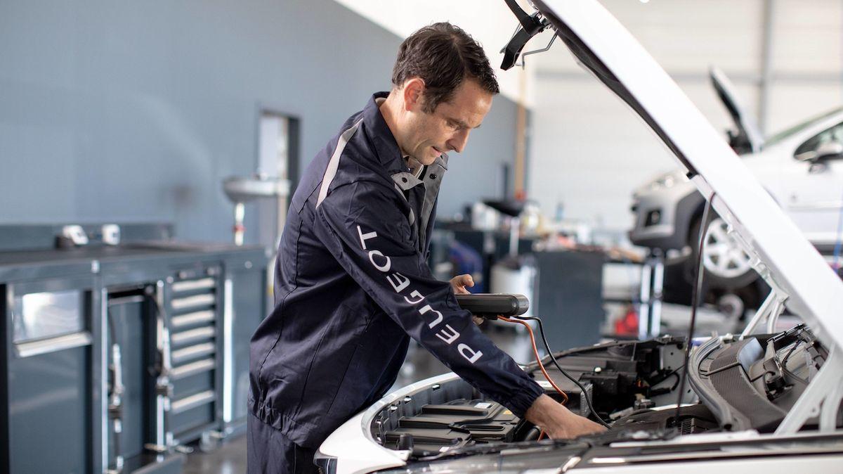 3+10 důvodů, proč navštívit autorizovaný servis Peugeot právě teď