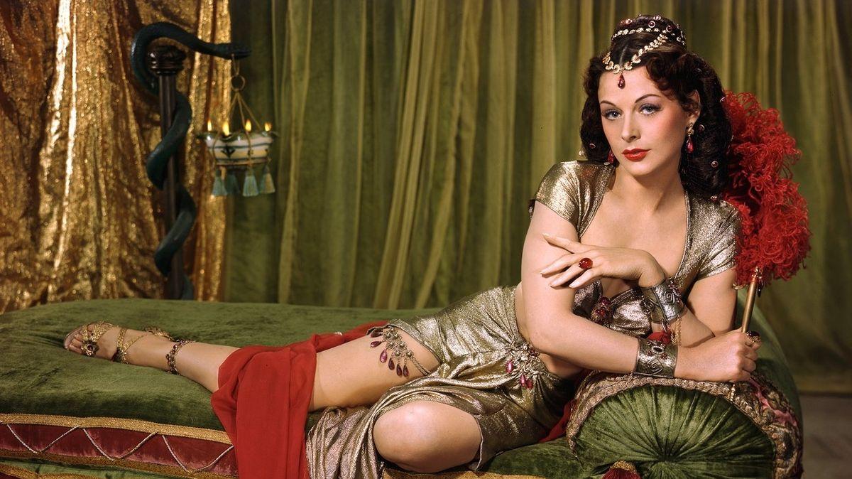 Hedy Lamarrová: Sněhurka, které to pálilo