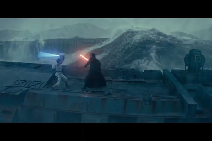 Trailer k filmu Star Wars: Vzestup Skywalkera