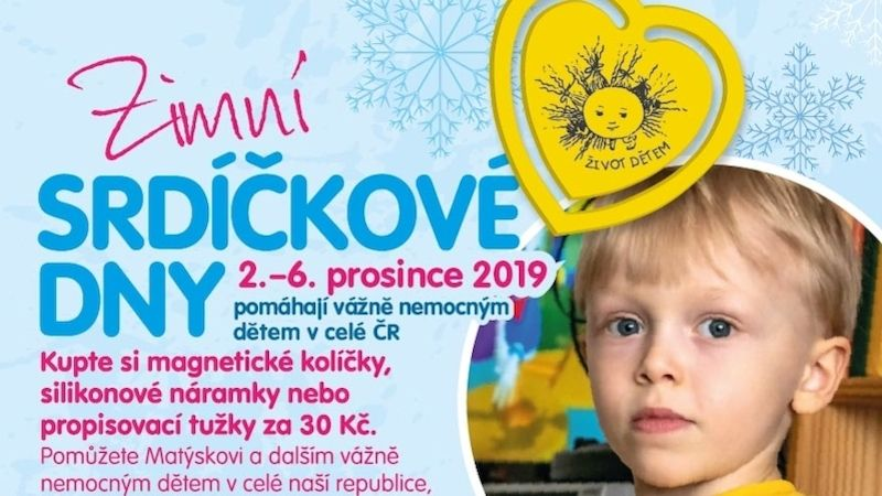 Česká města hostí Srdíčkové dny. Vrcholem bude koncert Rádio Srdcem na pražském Staroměstském náměstí