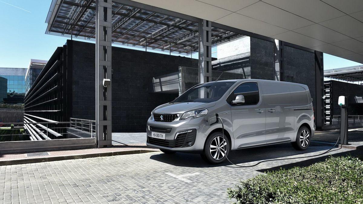 Peugeot Expert bude i elektrický, dostane zvláštní název