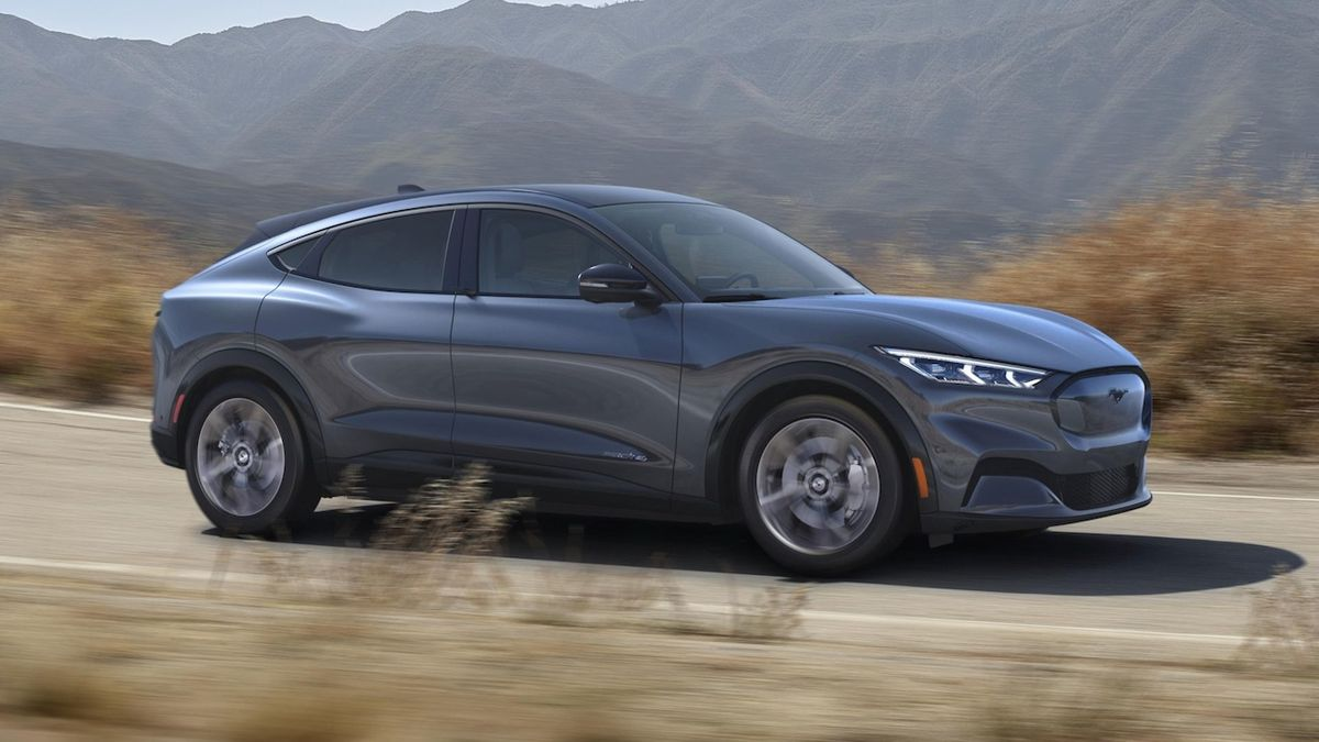 První edice kontroverzního Mustangu je vyprodaná