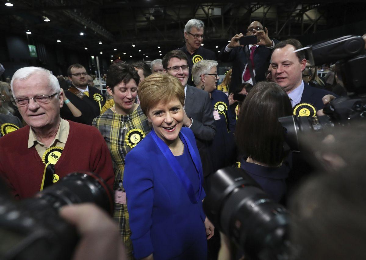 Skotští nacionalisté budou chtít druhé referendum už příští rok