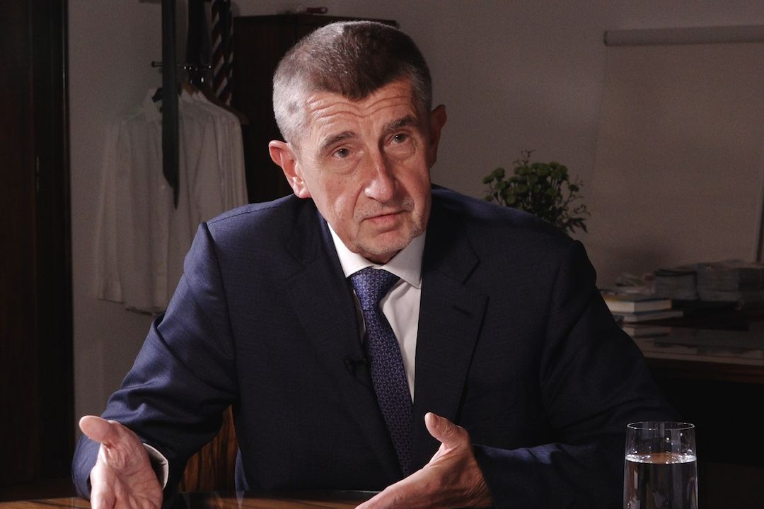 Interview Andrej Babiš