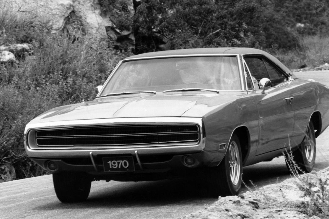 Dodge Charger z roku 1970