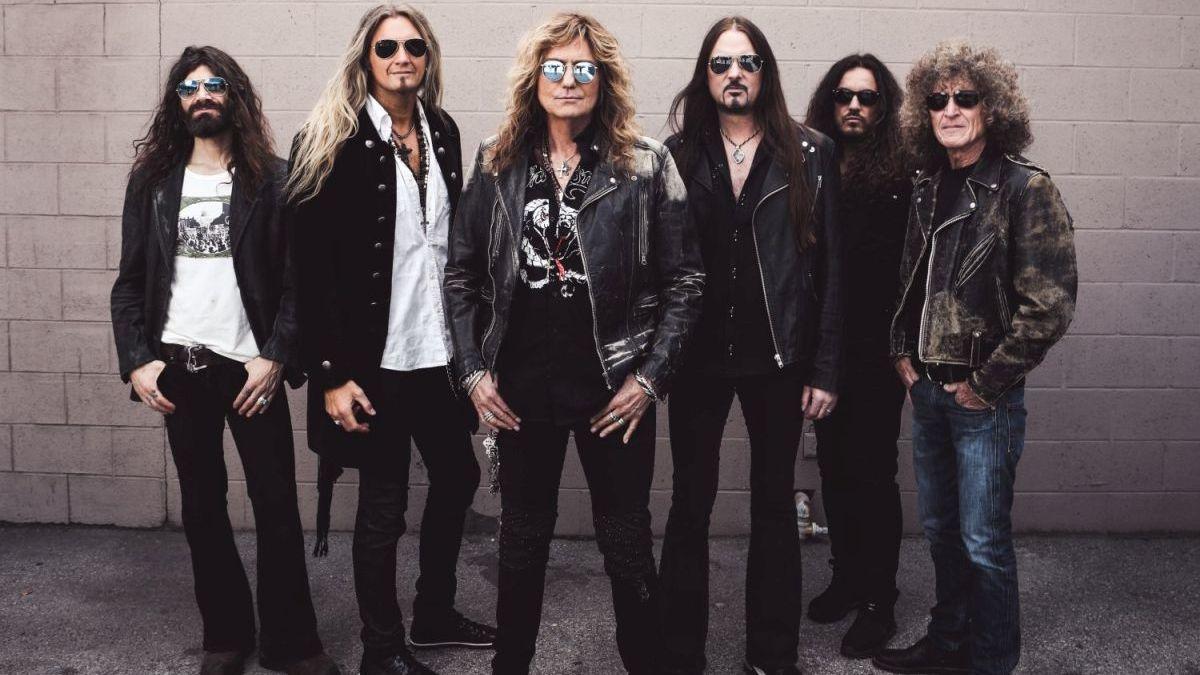 Whitesnake a Europe připomenou rock 80. let