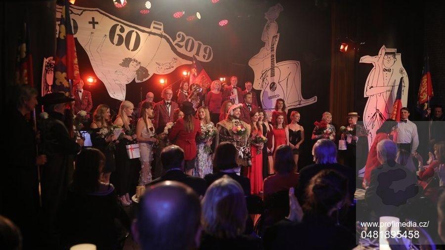 Semafor slaví narozeniny s diváky