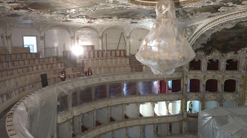 Rekonstrukce Státní opery finišuje, do otevření zbývají tři měsíce