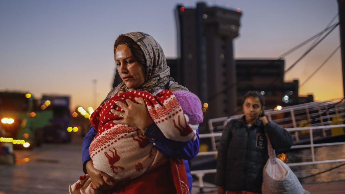 Řecko chce vrátit do Turecka 20 tisíc migrantů