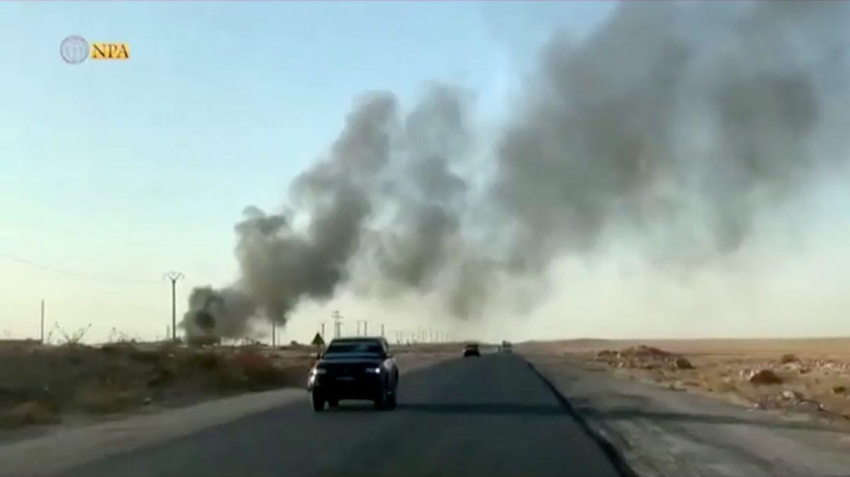 Turečtí vojáci zahájili pozemní operaci v Sýrii