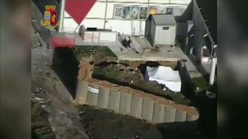 Kvůli bombě evakuovali více než polovinu města Brindisi