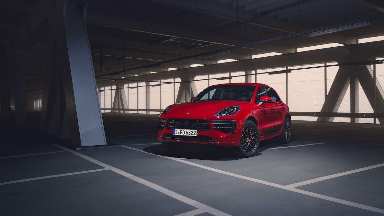 Porsche Macan GTS má po faceliftu větší výkon