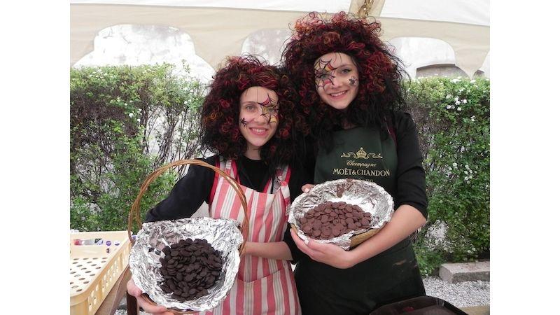 Pohádkové Staré Hrady lákají na Svatomartinské čokoládobraní