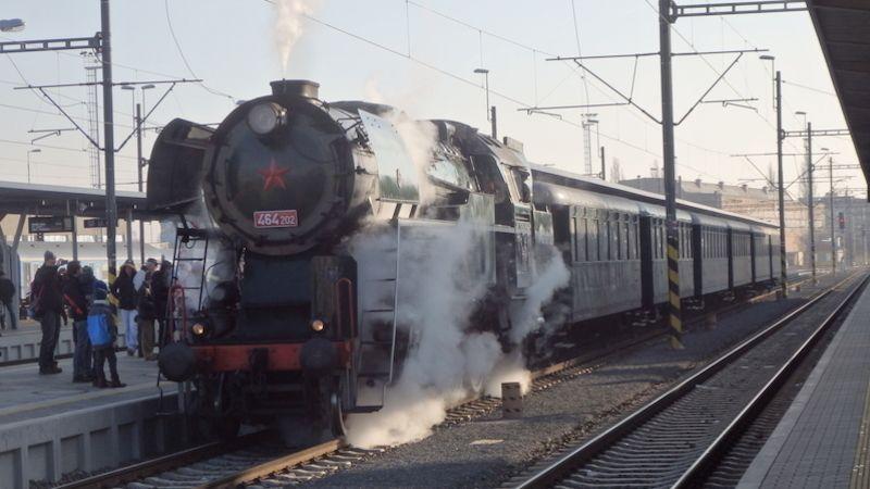 Mikuláš odmění děti ve zvláštním vlaku do Domašova nad Bystřicí