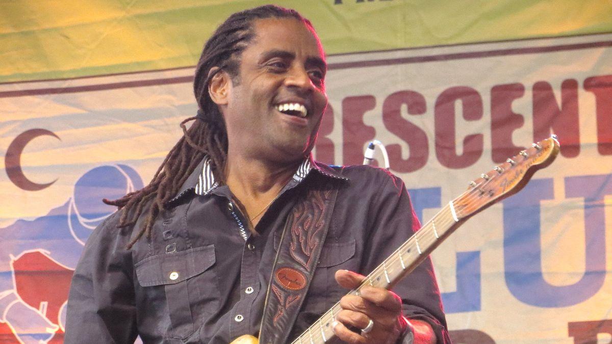 Americký Bluesman Kenny Neal: Přál jsem si chránit a zachovat žánr