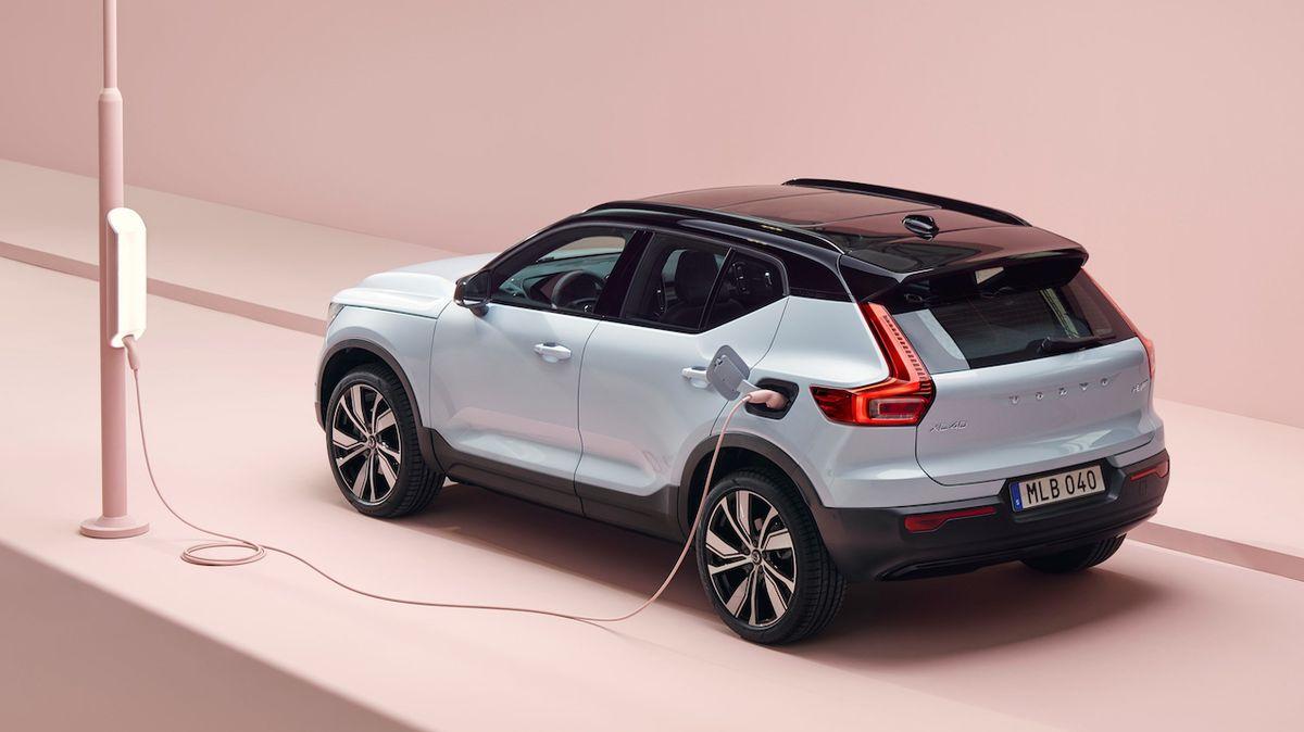 Volvo přejde do roku 2030 jen na elektromobily