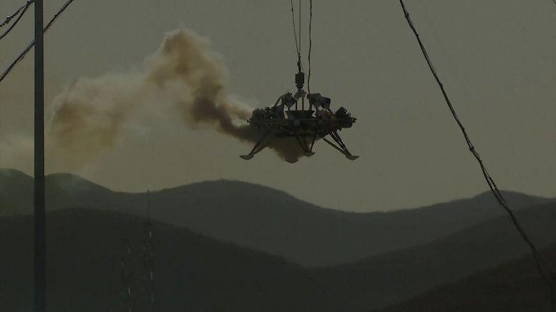 Číně se povedly testy sondy pro misi na Mars