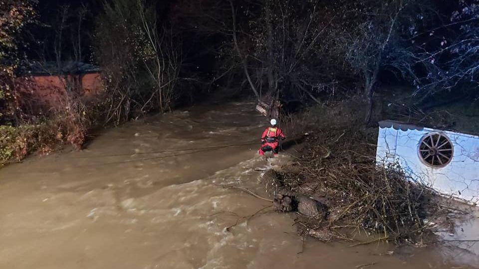 Voda na Slovensku smetla tři ženy, které zachraňovaly zvířata z útulku