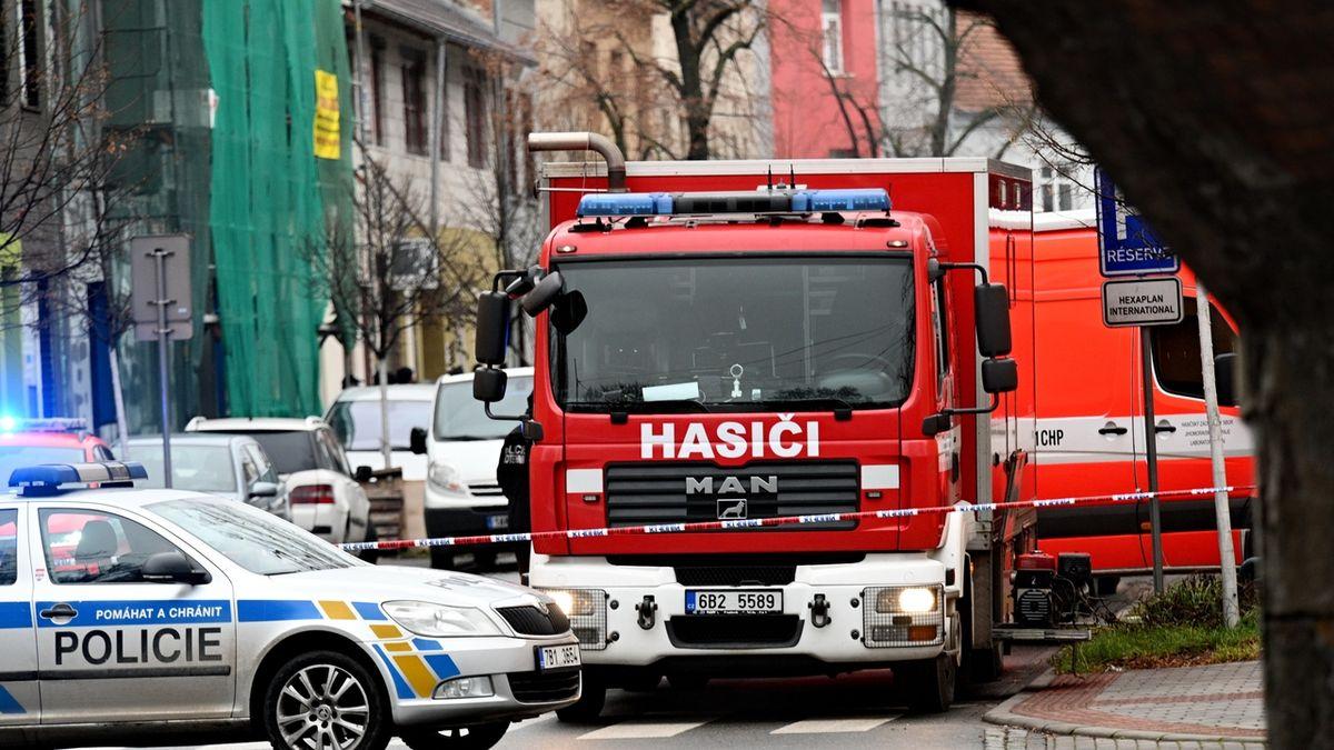 Policie v Brně evakuovala kvůli bytu s chemikáliemi dalších 52 lidí