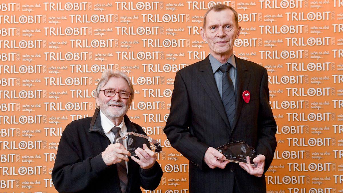 Jiří Schmitzer a Ladislav Mrkvička získali hlavní cenu Trilobit