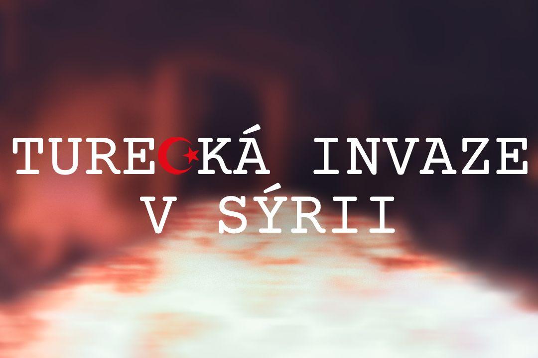 Turecká invaze v Sýrii