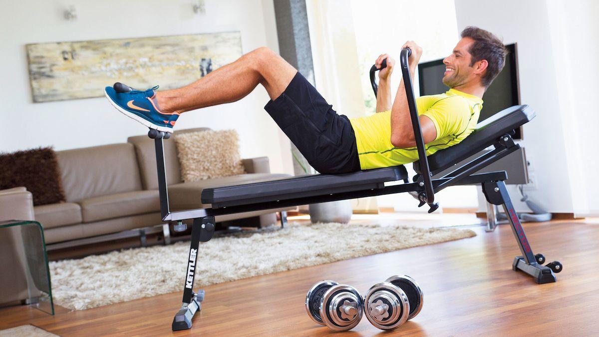 Jak zvládnout cvičení v pohodlí domova