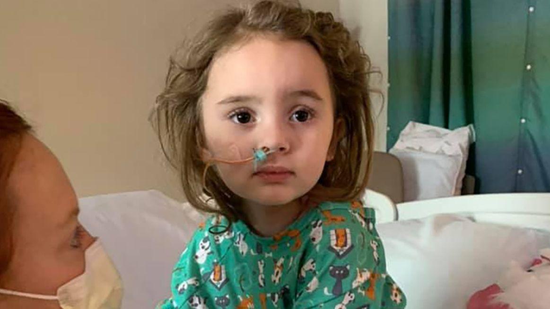 Čtyřletá dívka přišla kvůli obyčejné chřipce o zrak