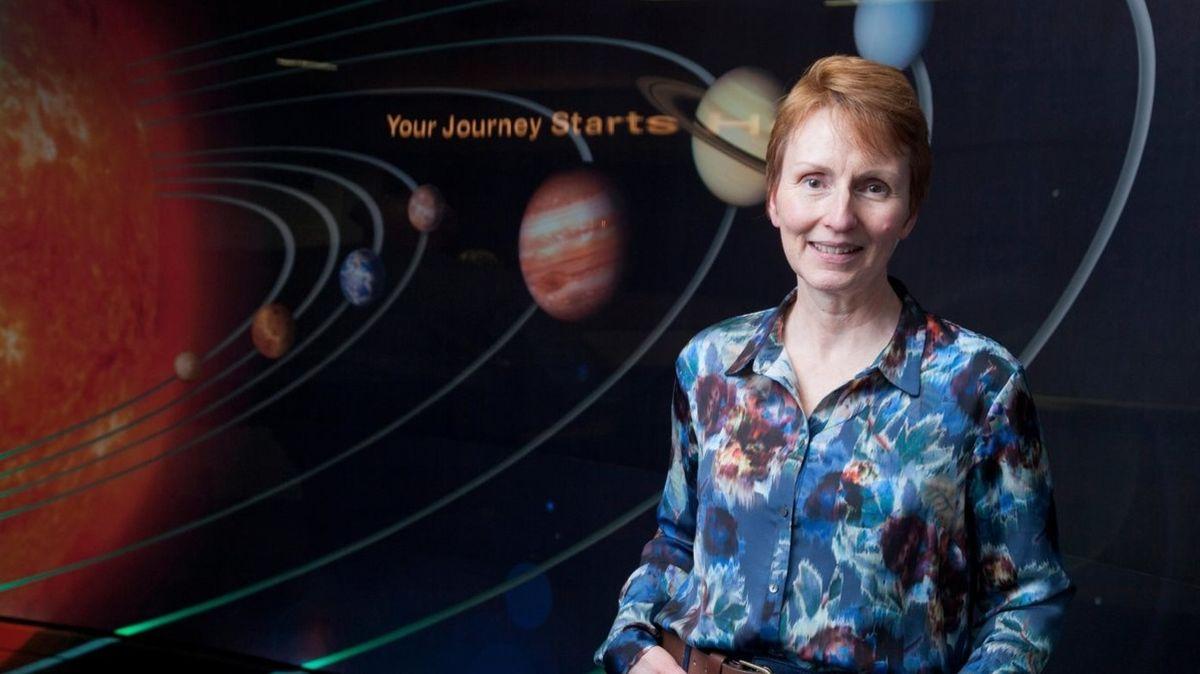 O existenci mimozemšťanů nemůže být pochyb, má jasno britská astronautka