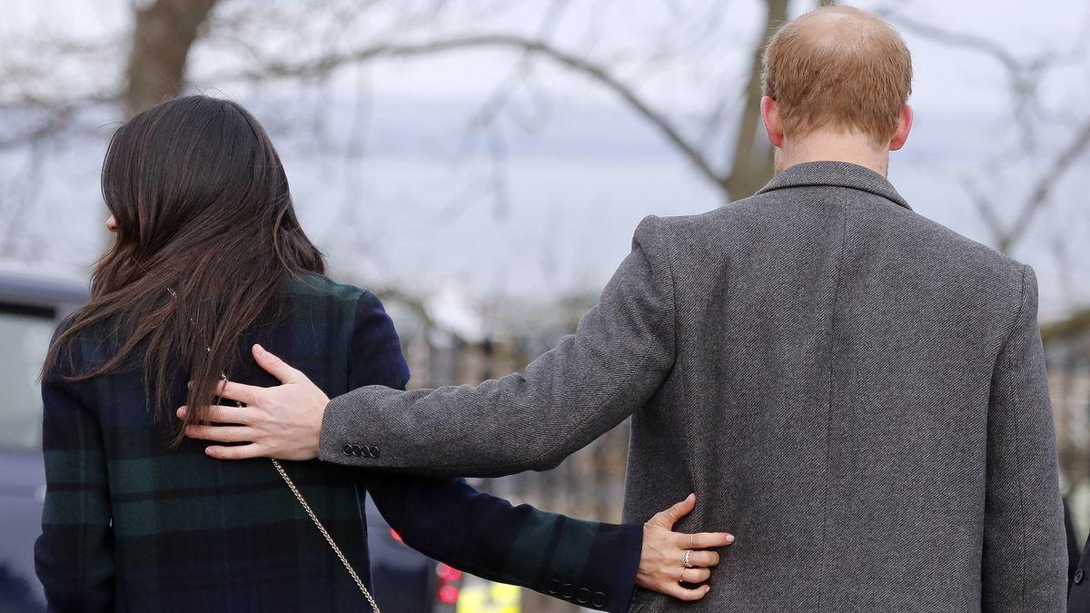 Princ Harry je smutný, nechtěl se zbavit všech svých královských povinností