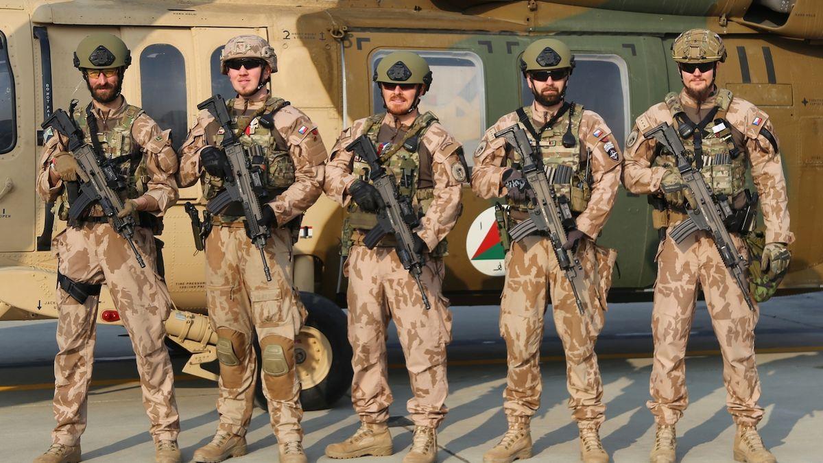 Čeští strážní andělé chránili Američany před útoky afghánských záškodníků