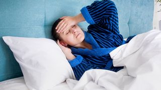 Neobvyklá tlaková výše může způsobit bolesti hlavy