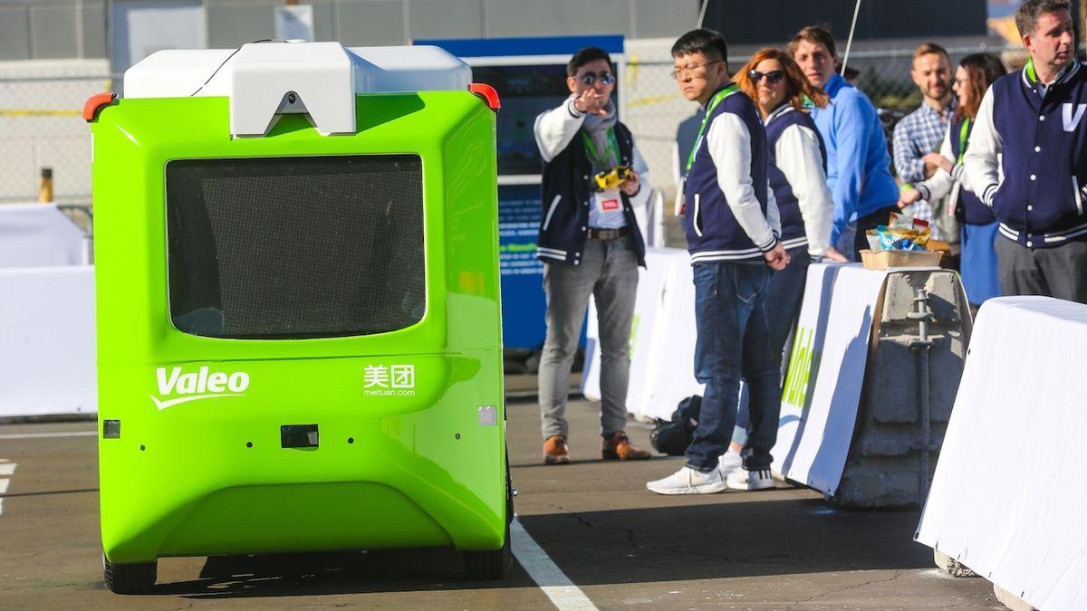 U Milovic se chystá polygon pro autonomní auta